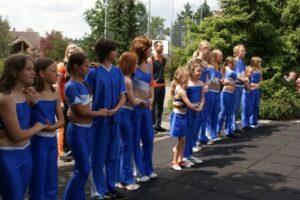 Auftritt in der Marienpflege Ellwangen 2009