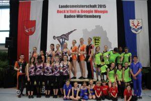 Bericht LM 2015 Hüttlingen