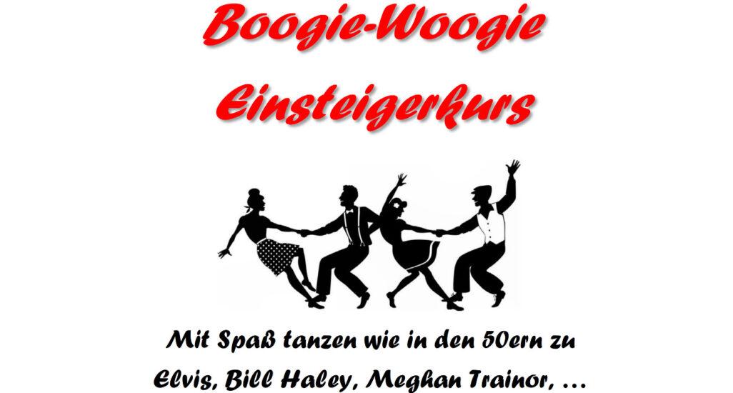 Boogie Woogie Einsteigerkurs