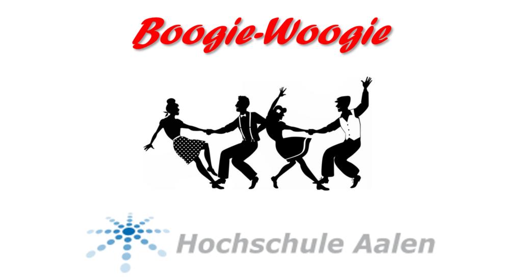 Boogie Woogie Kurse Hochschule Aalen